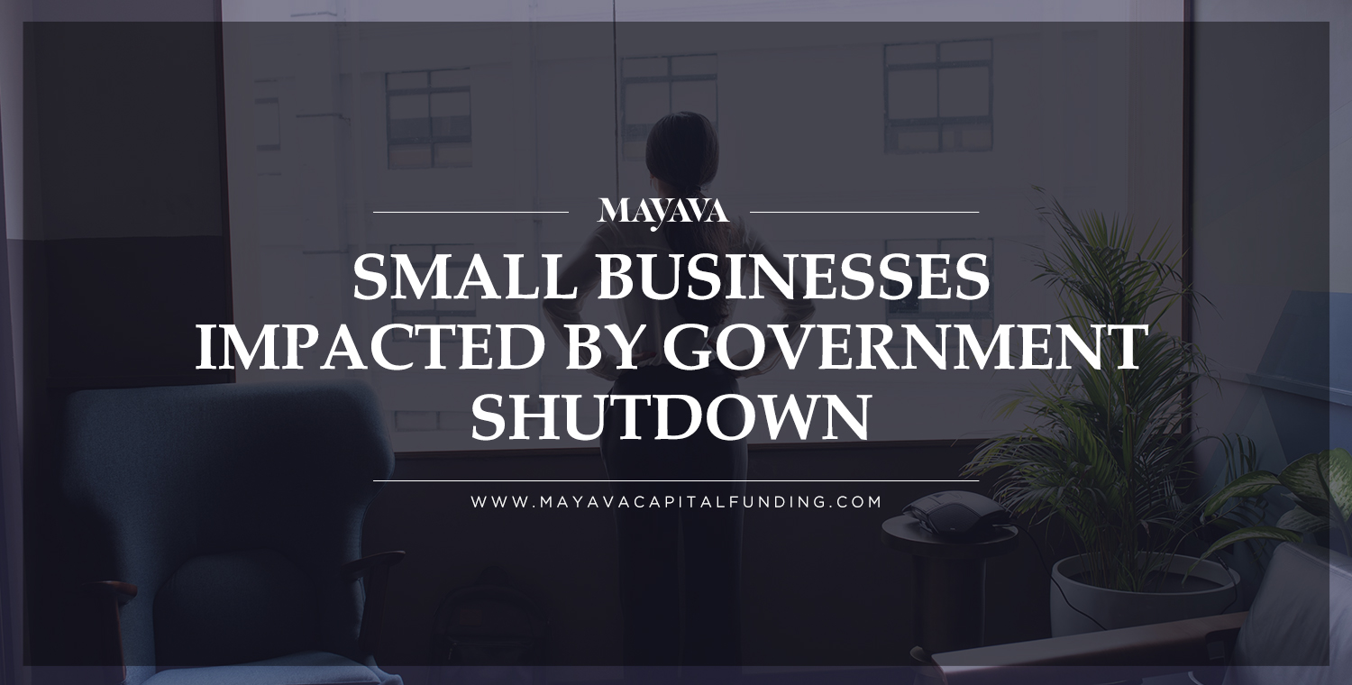 Small Businesses Impacted by Government Shutdown